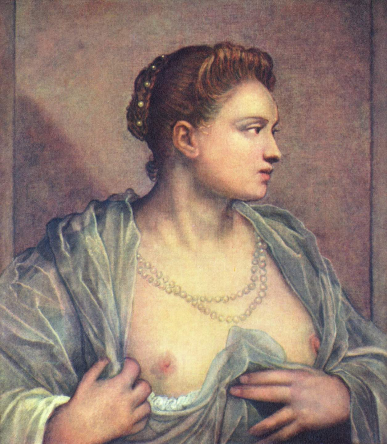 Renaissance bare naked scenes