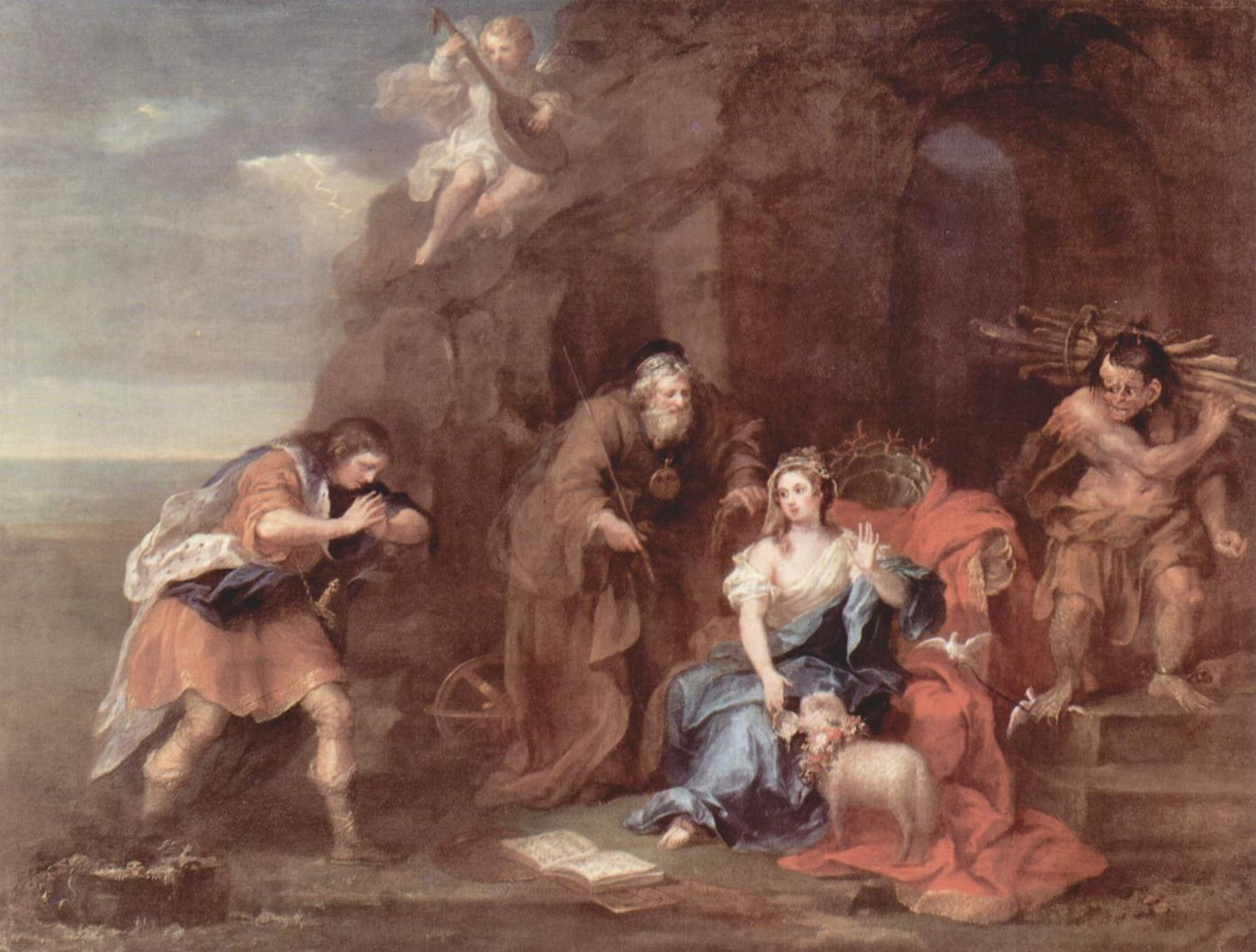 discuss prosperos journey shakespeare s tempest relation h I will also discuss a work of a sentence from shakespeareâ s the tempest: of the perilous ten-day journey she underwent from sydney to.