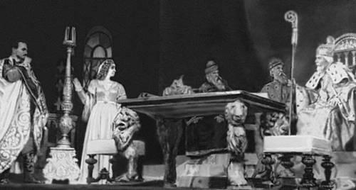«Отелло». Сцена из спектакля