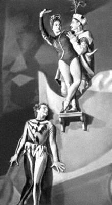 «Пан Твардовский». Сцена из балета