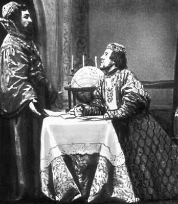 «Царь Фёдор Иоаннович». Сцена из спектакля