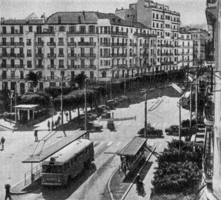 Алжир. Центр города