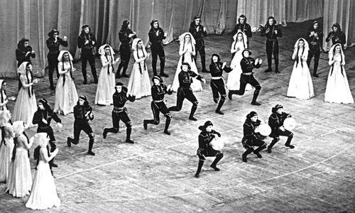 Ансамбль народной песни и танца Грузии