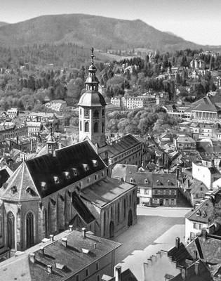 Баден-Баден (старая часть города)