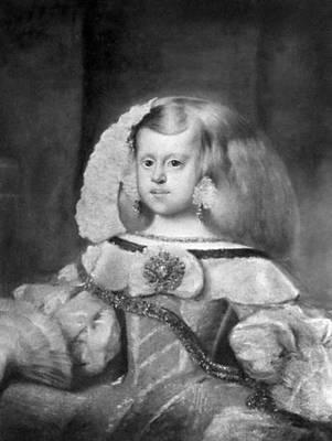 Веласкес Д. Портрет инфанты Маргариты