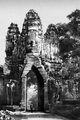 Ворота Ангкор-Тхома (Камбоджа)