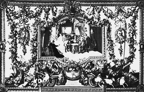 Гобелен (Франция). 1746—48