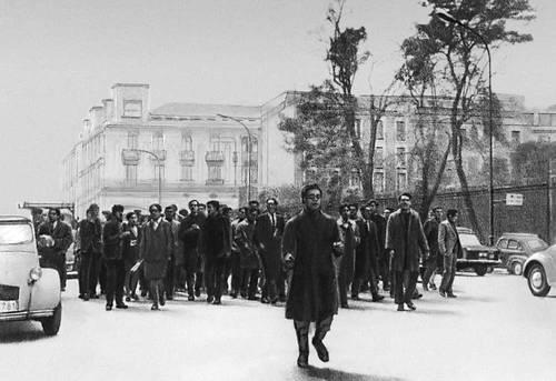 Демонстрация. 1967 (Испания)