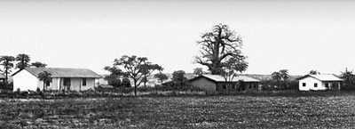 Деревня «уджамаа»  (Танзания)