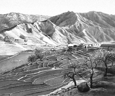 Долина р. Кунар (Афганистан)