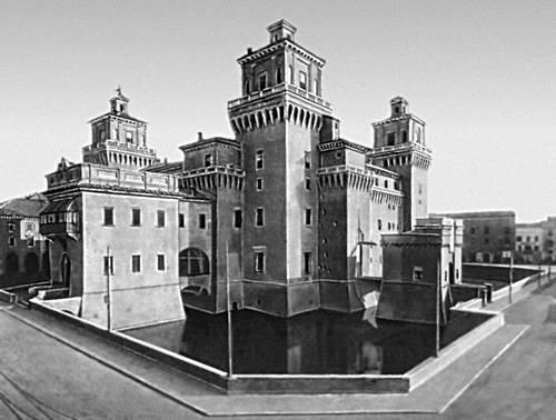 Замок Эсте (Феррара)
