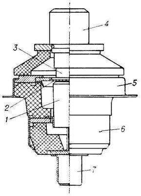 Металлокерамический триод