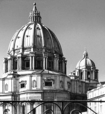 Микеланджело. Собор св. Петра (Рим)