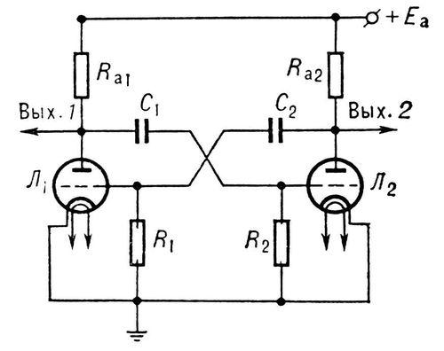 Мультивибратор (электрическая