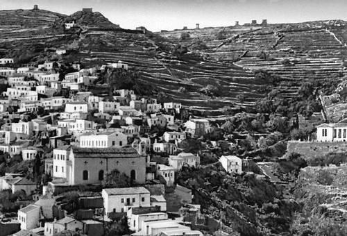 На о. Кея (Кикладские острова). Греция