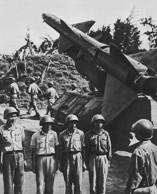 Ракетные подразделения противовоздушной обороны (ДРВ)