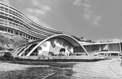 Рейди А. Э. Ансамбль зданий (Рио-де-Жанейро)