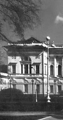 Ризалит Михайловского дворца