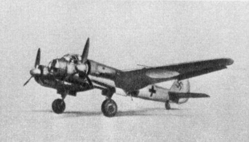 Самолет Ю-88