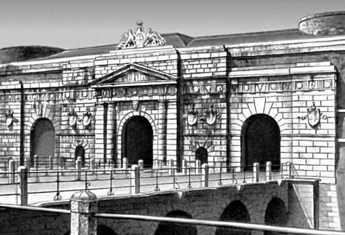 Санмикели М. Городские ворота (Верона)