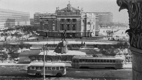 Свердловск. Театр оперы и балета