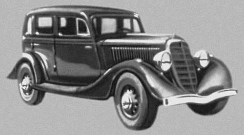 Седан ГАЗ-МI (СССР)