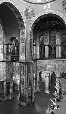 Софийский собор. Интерьер (Киев)
