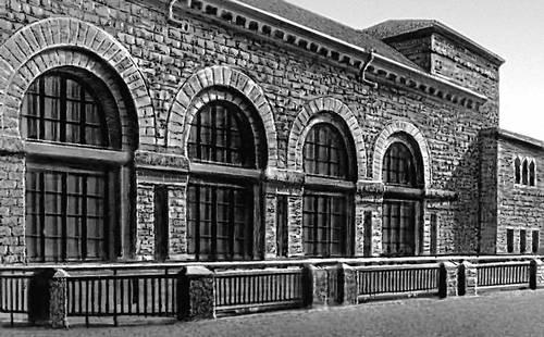 Таманян А. И. Ереванская гидроэлектростанция