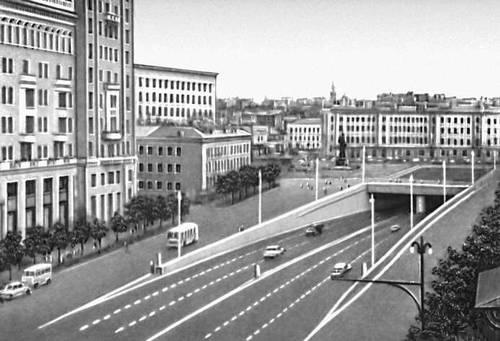 Транспортный тоннель (Москва)