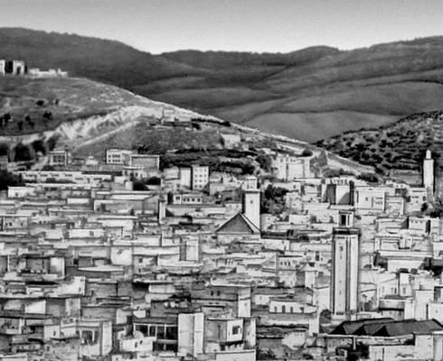 Фес. Старые кварталы (Марокко)