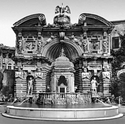 Фонтан «Водяной орган» (Тиволи)
