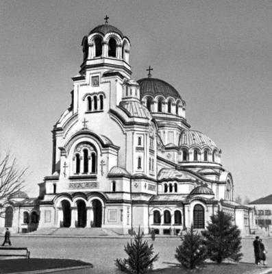 Храм-памятник Александра Невского (Болгария)