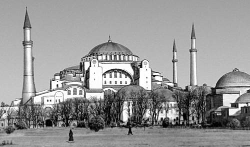 Храм Софии. Стамбул