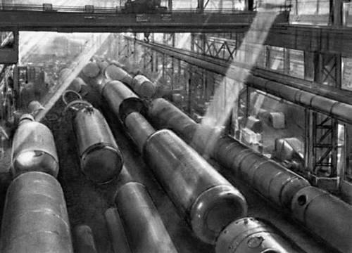 Цех нефтеаппаратуры Черновицкого машиностроительного завода