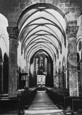 Церковь Санкт-Виллиброордус в Эхтернахе