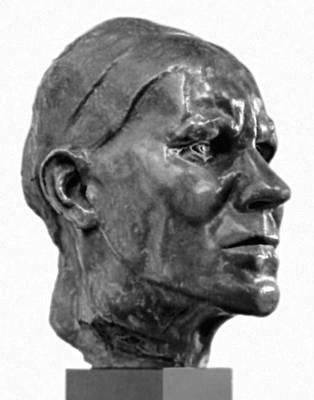Шадр И. Д. Портрет матери