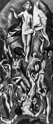Эль Греко. «Вознесение»