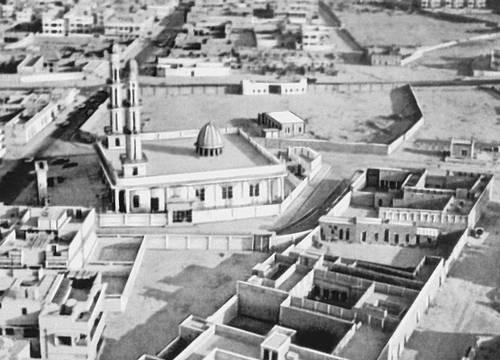 Эль-Кувейт. Мечеть аль-Османа
