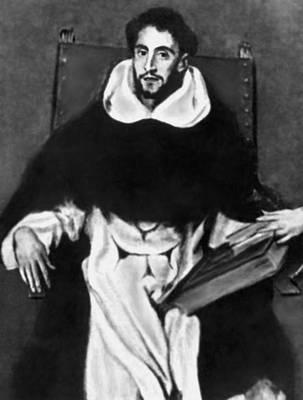 Эль Греко. «Поэт О. Парависино»