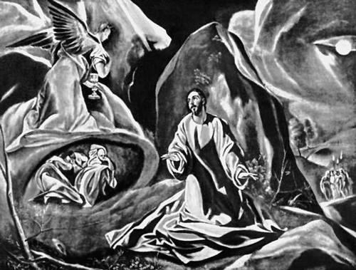 Эль Греко. «Моление о чаше»