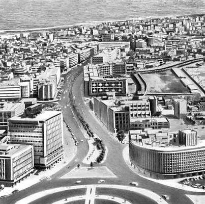 Эль-Кувейт. Центр города