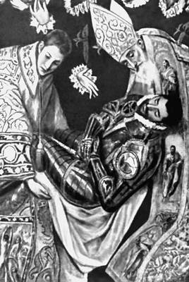 Эль Греко. «Погребение графа Оргаса»