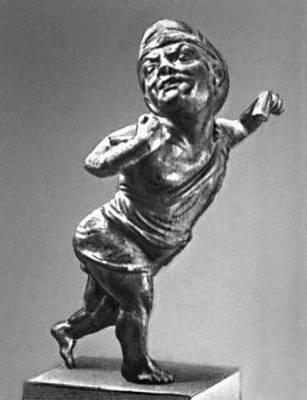 Эллинистическая культура. «Танцующий пигмей»