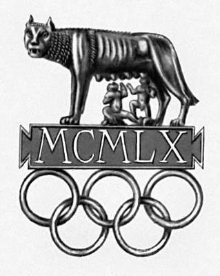 Эмблема Олимпийских игр. 1960