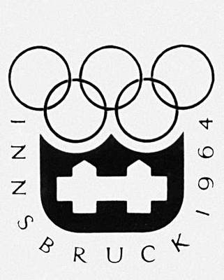 Эмблема Олимпийских игр. 1964