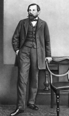 Энгельс Ф. 1860-е гг.
