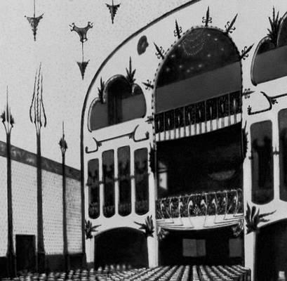 Энделль А. «Пёстрый театр» (Берлин)