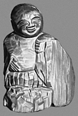 Энку. «Отшельник» (Япония)