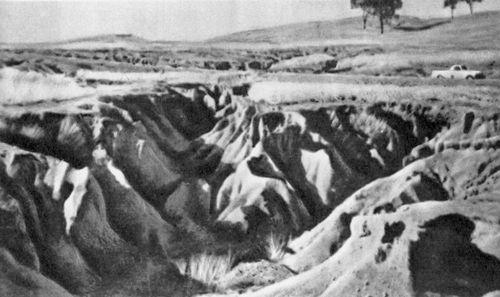 Эрозионный рельеф (Австралия)