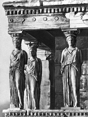 Эрехтейон (Афины)